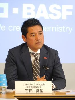 BASFジャパン、主体性と変換力で...
