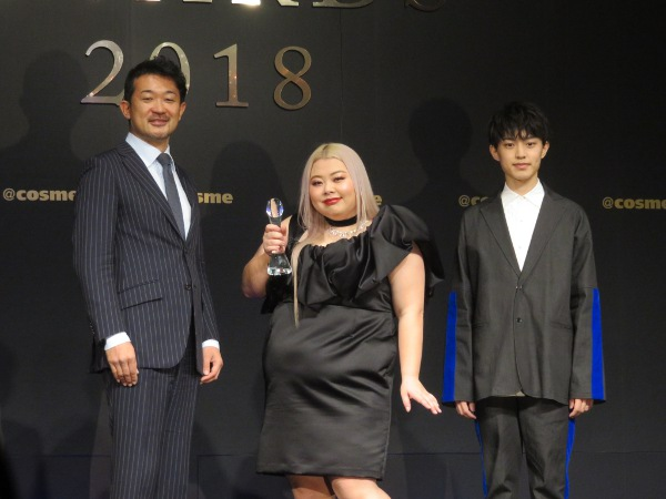 @cosme、ビューティアワード2018を開催